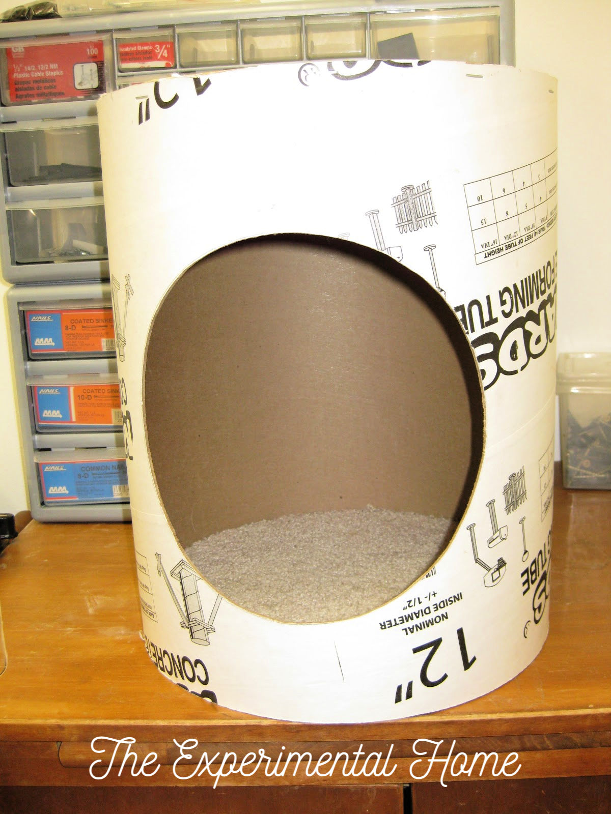 12 inch concrete form 2