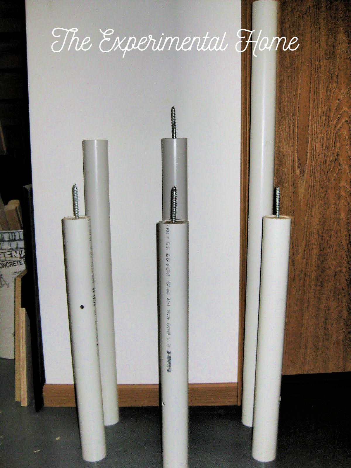 PVC pipes 2